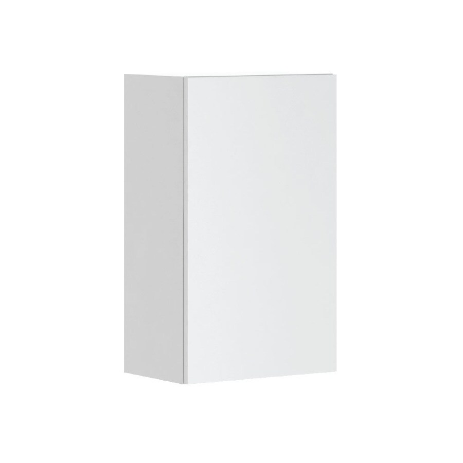 K Collection Kava 17.9375-in W x 30.25-in H x 11.625-in D Kava Slab Door Wall Cabinet