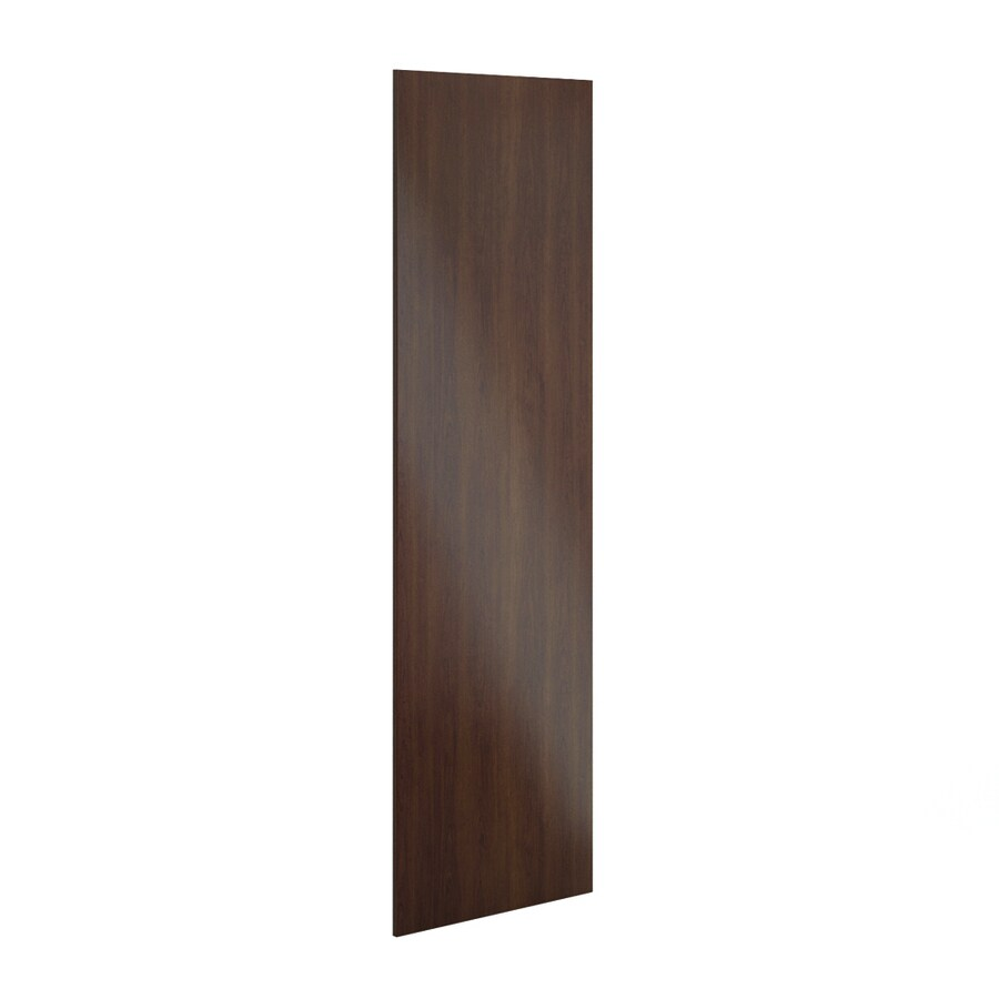K Collection 30.25-in W x 91.25-in H x 0.75-in D Birch Blossom Cabinet End Panel
