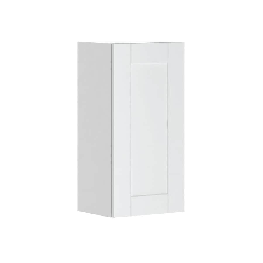 K Collection Kambria 15.125-in W x 30.25-in H x 11.625-in D Kambria Door Wall Cabinet