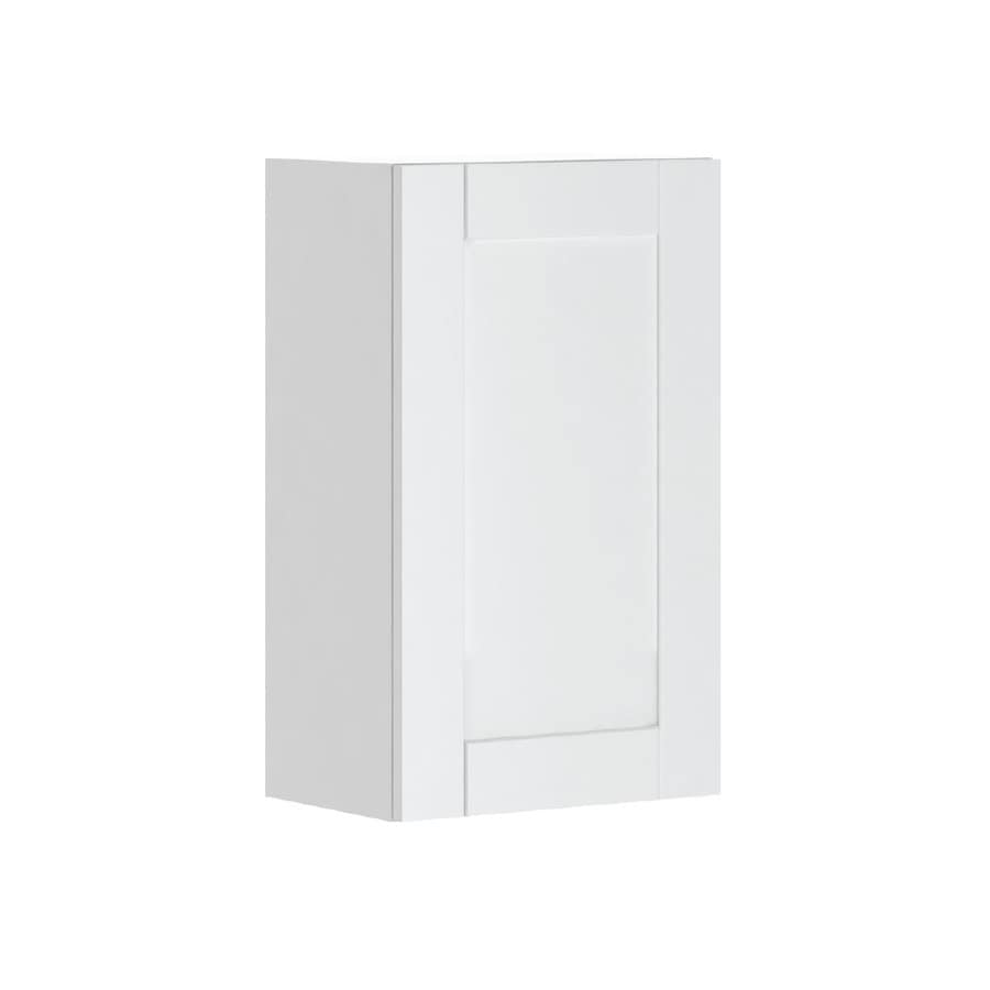 K Collection Kambria 17.9375-in W x 30.25-in H x 11.625-in D Kambria Door Wall Cabinet