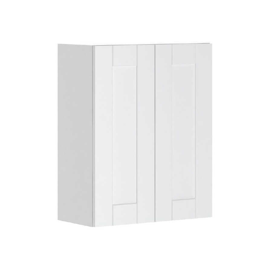 K Collection 23.9375-in W x 30.25-in H x 11.625-in D Kambria Door Wall Cabinet