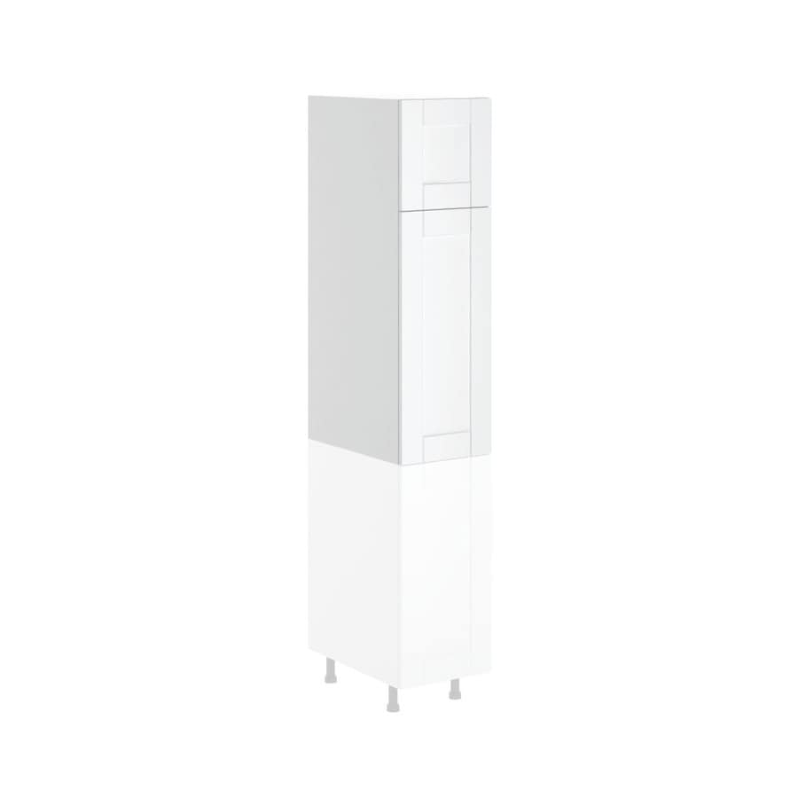 K Collection 15.125-in W x 49.125-in H x 23.625-in D Kambria Door Pantry Cabinet