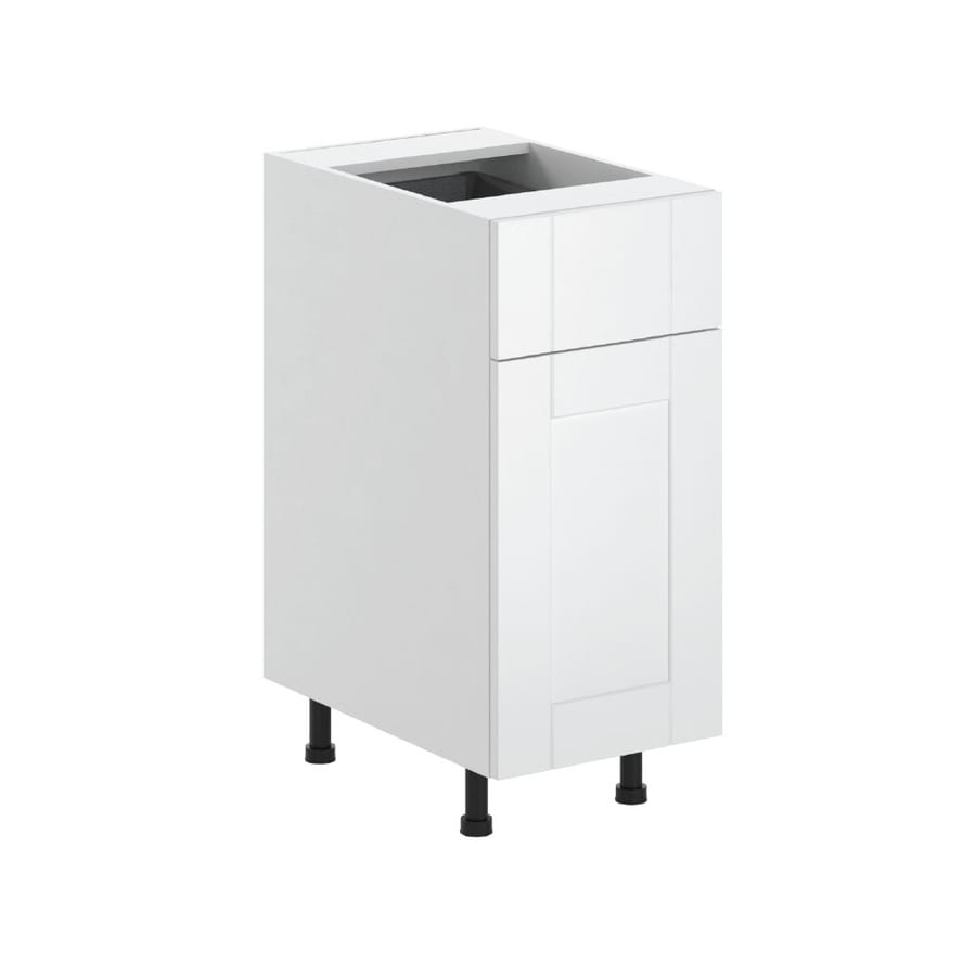 K Collection Kambria 15.125-in W x 34.5-in H x 23.625-in D Kambria Shaker Door and Drawer Base Cabinet