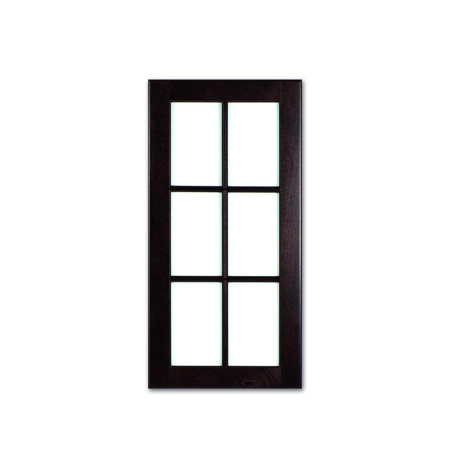 K Collection 17.75-in W x 30.125-in H x 0.75-in D Kira Cabinet Door Front