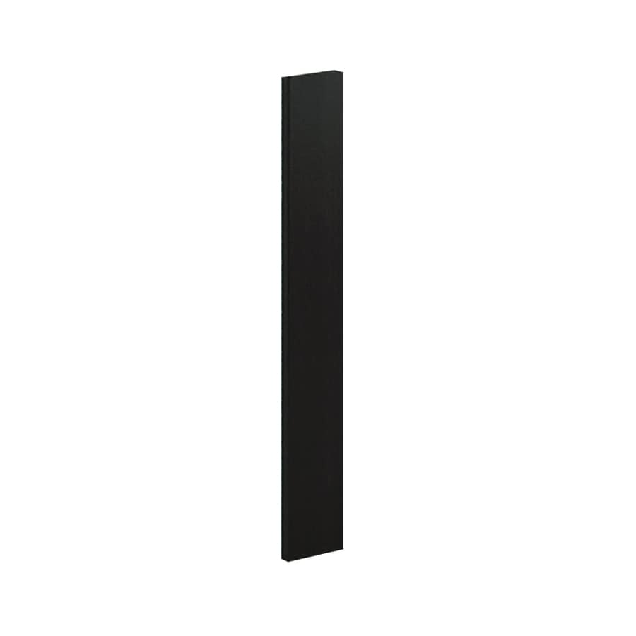 K Collection 0.75-in x 3.125-in Thermo Choco Cabinet End Panel