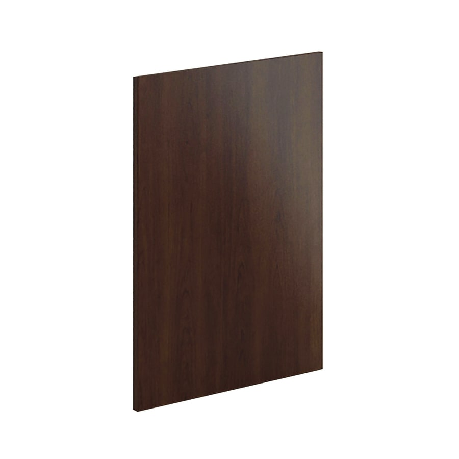 K Collection 24-in W x 30.25-in H x 0.75-in D Birch Blossom Cabinet End Panel