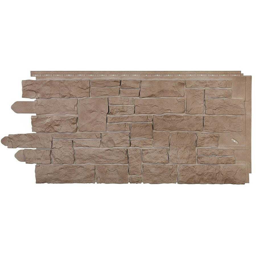 Novik Novikstone Sk Stacked Stone 4 93 Sq Ft Sand Blend