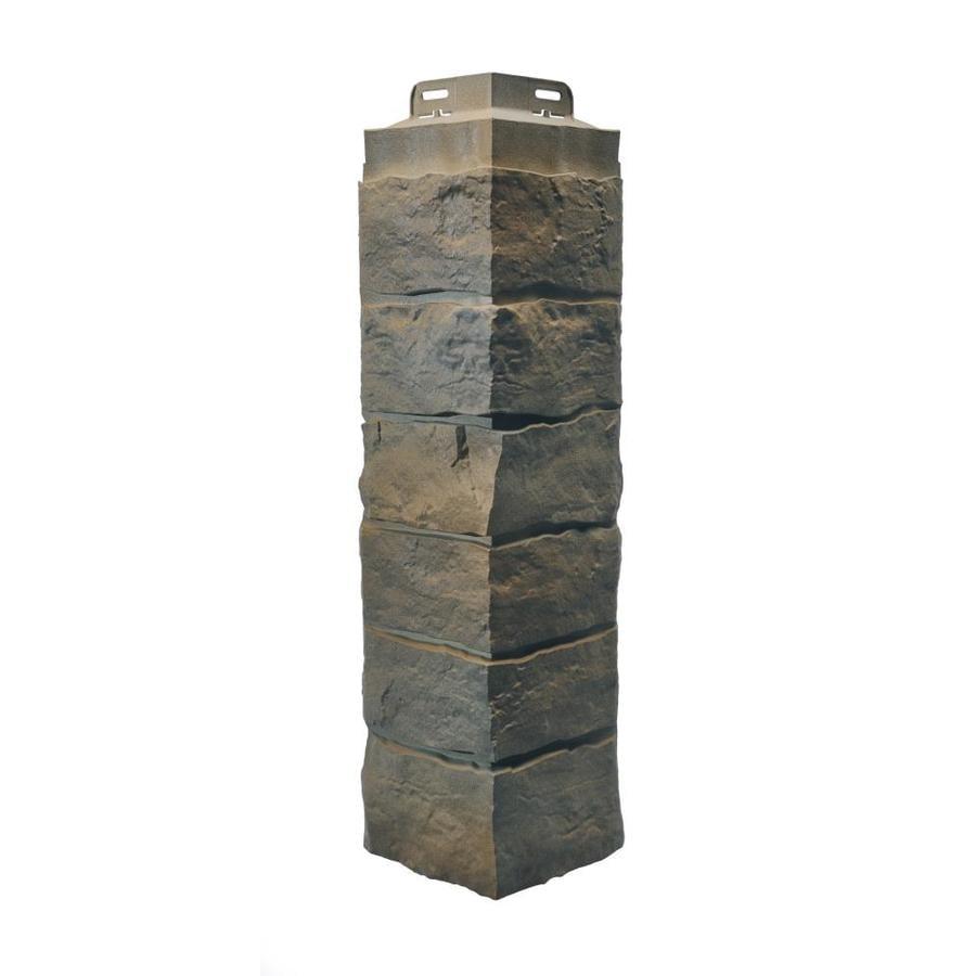 Novik Stacked Stone Sk Corner Moka Faux Stone Veneer At