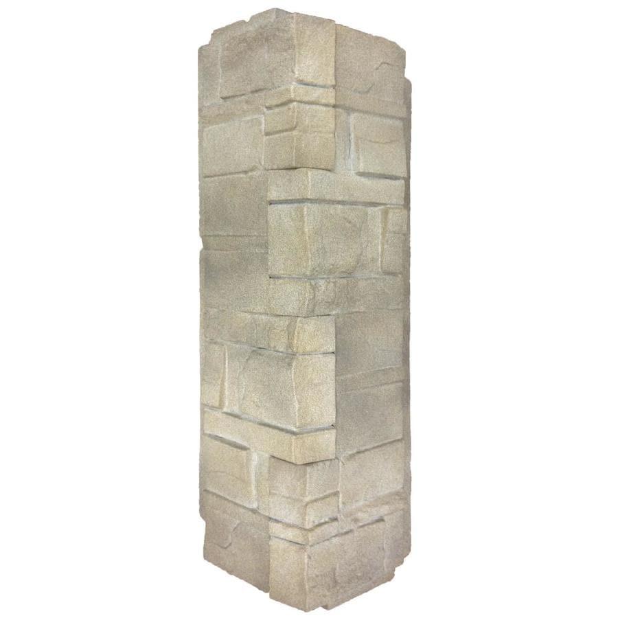 Novik Dry Stack Stone Sq Ft Limestone Faux Stone Veneer At