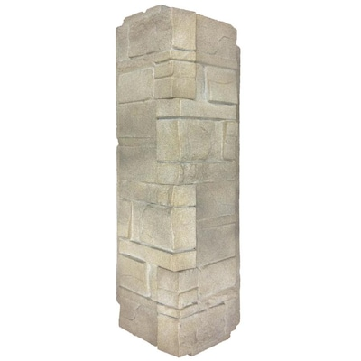 Novik Dry Stack Stone Sq Ft Limestone Faux Stone Veneer At