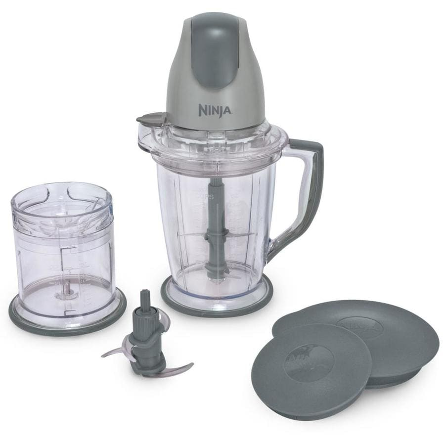 Ninja 48-oz Gray 1-Speed 400-Watt Pulse Control Blender