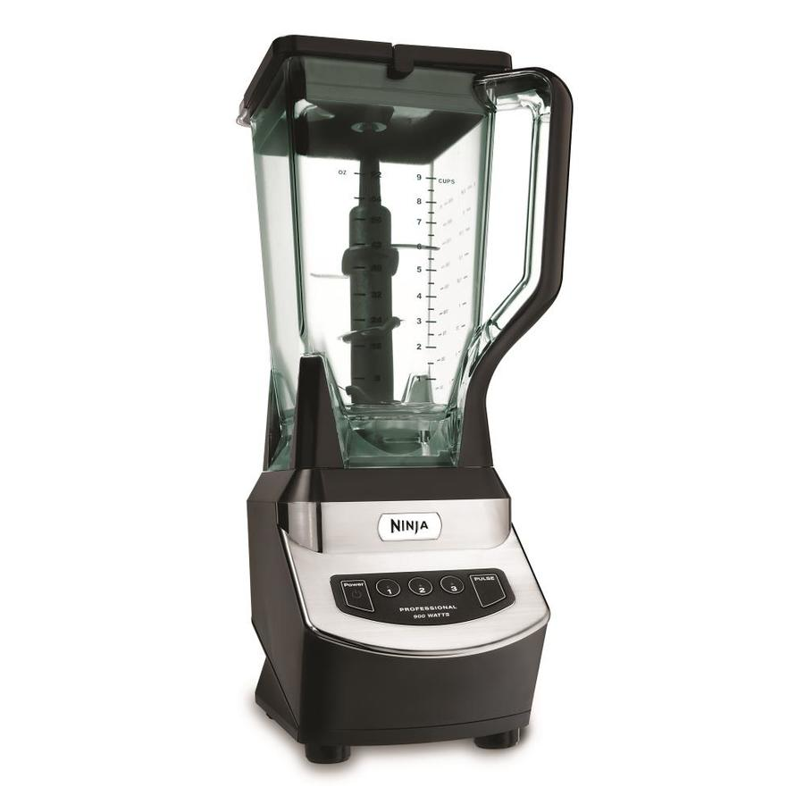 Ninja 72-oz Black 3-Speed 1000-Watt Pulse Control Blender