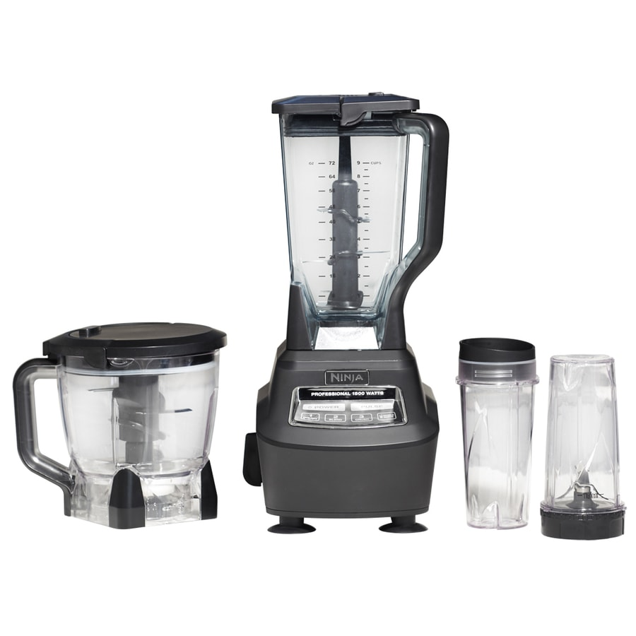 Ninja 72-oz Black 3-Speed 1500-Watt Pulse Control Blender