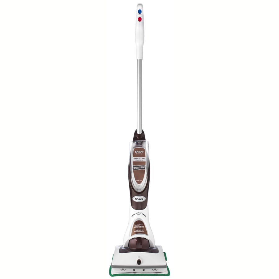 Shark Sonic Duo 0 25 Gallon Floor Scrubber At Lowes Com