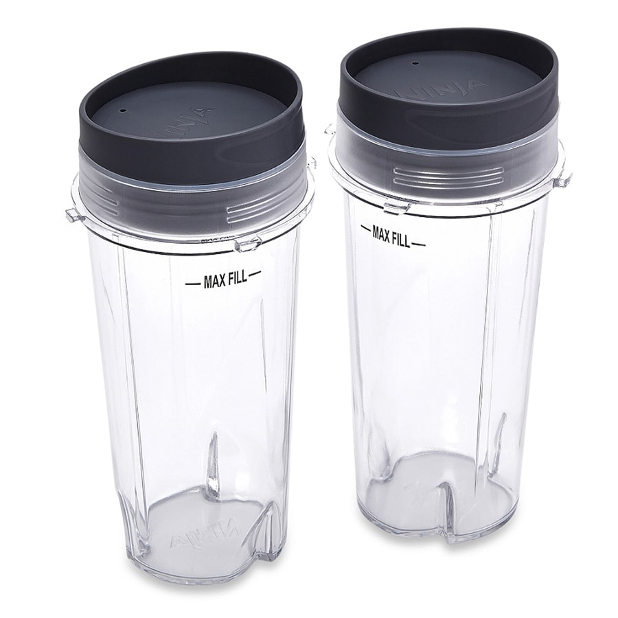 Ninja Single Serve-Cup with Lids for Bl660