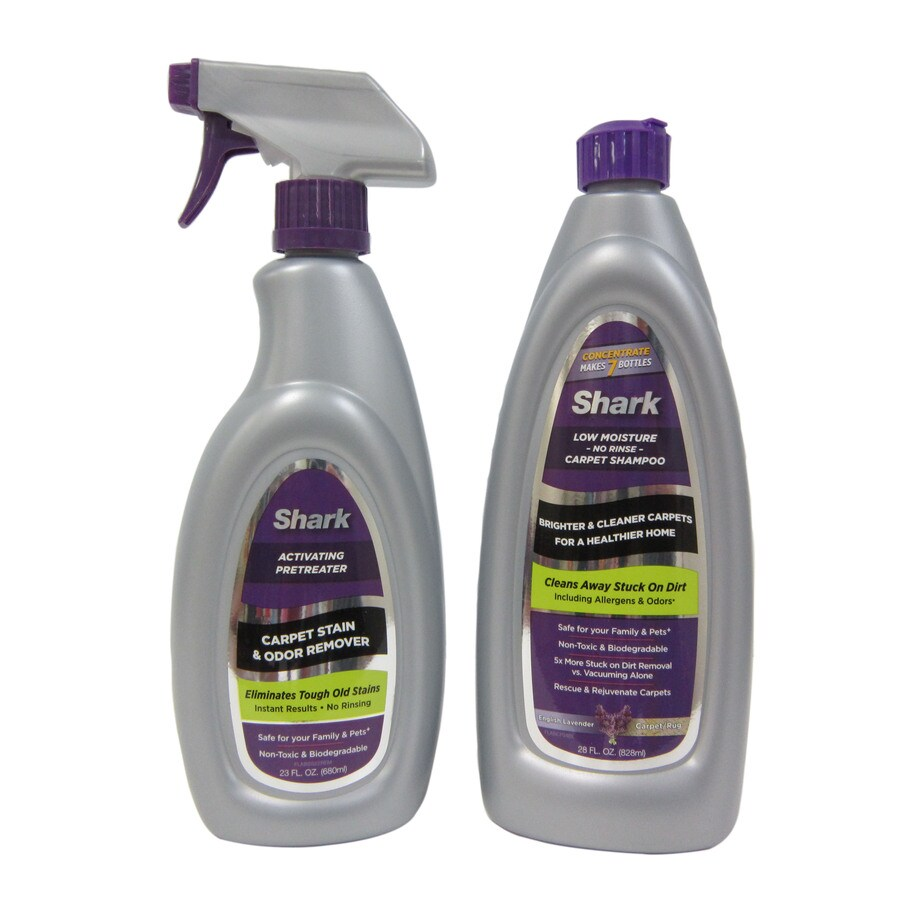 Shop Shark 51-oz Carpet Cleaner Kit at Lowes.com