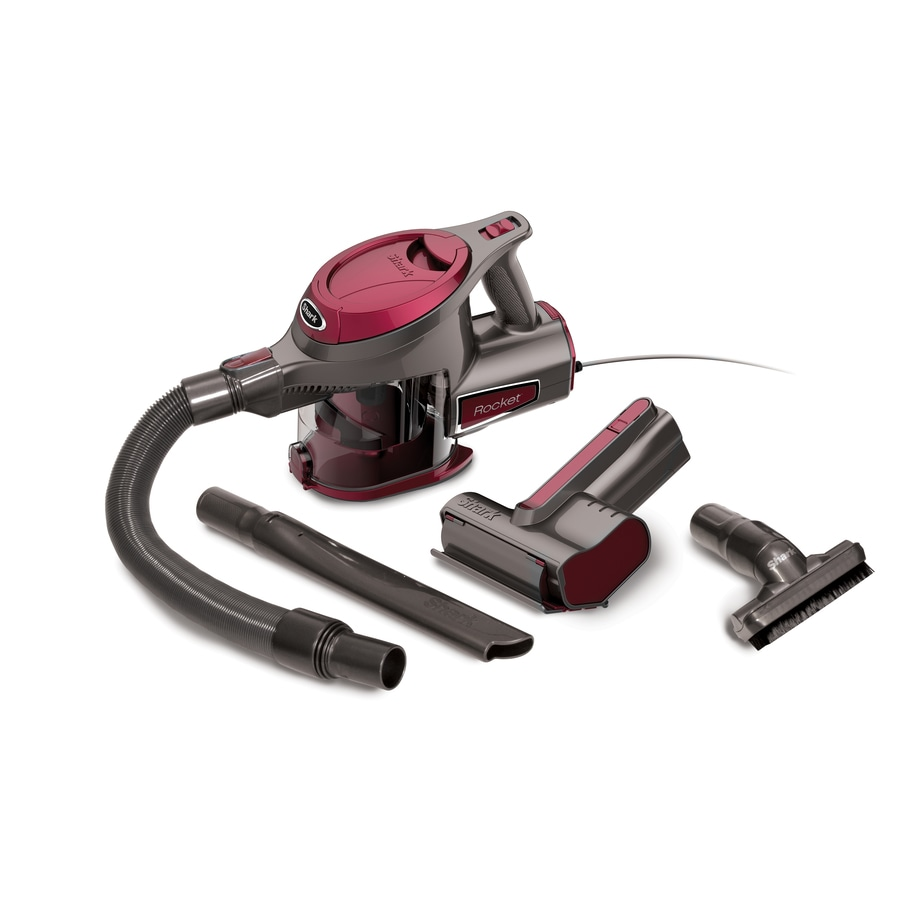 Shark Rocket Volt Handheld Vacuum At Lowes Com