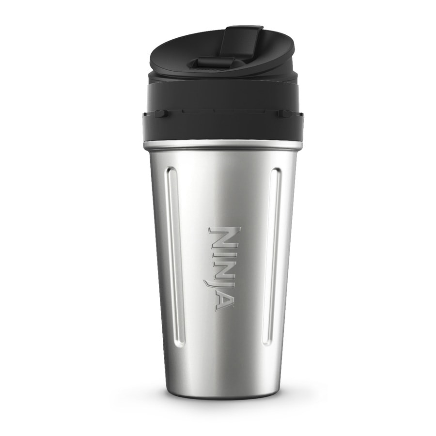Ninja Stainless Steel Nutri Cup with Sip and Seal Lid
