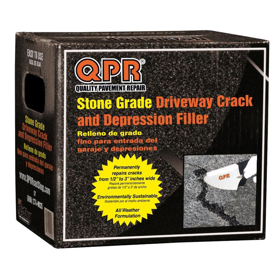 QPR 10-lb Asphalt Patch