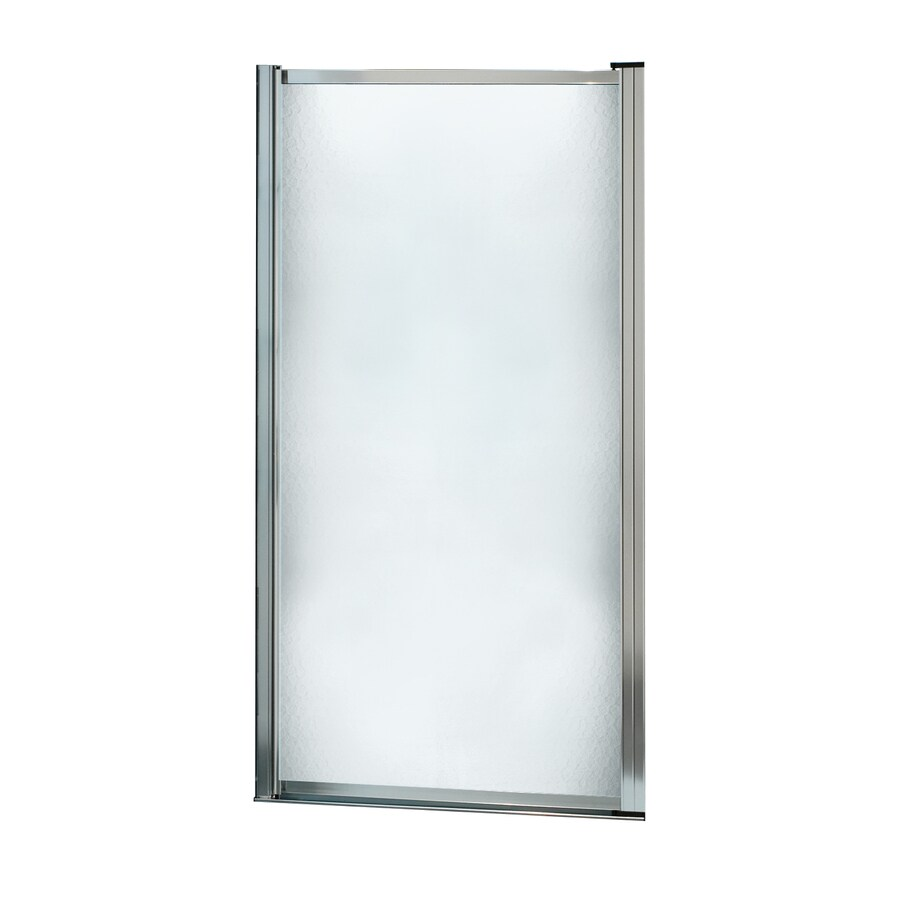 Shop MAAX Advanta I 27.5-in to 29-in W Framed Frameless Pivot Shower ...