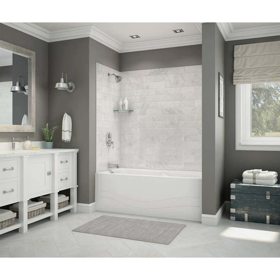 Shop Bathtub Surrounds At Lowes Com