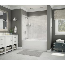Shop Bathtub Walls Amp Surrounds At Lowes Com