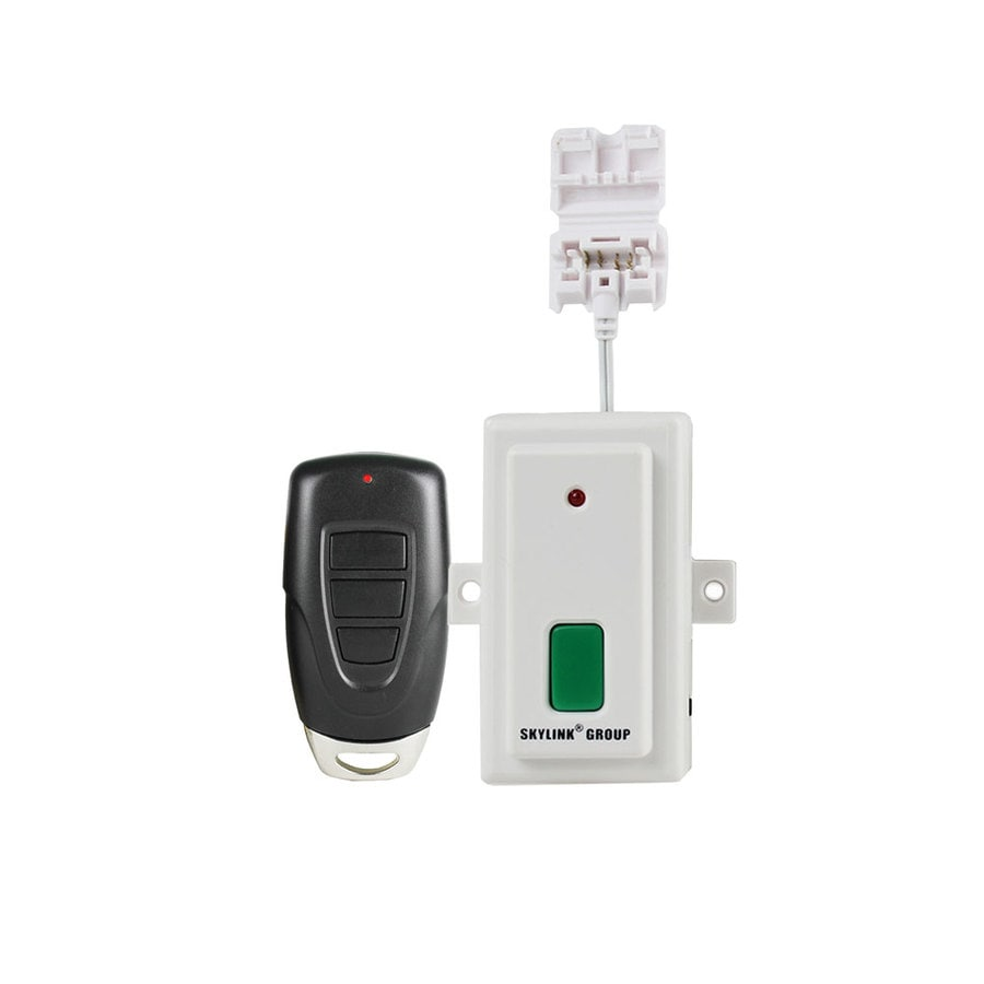 skylink universal 3 button keychain garage door opener remote - Universal Garage Door Opener Lowes