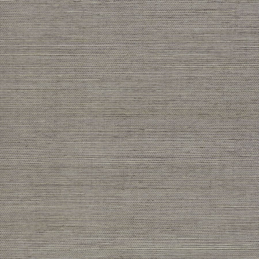 1000 Images About Grasscloth Wallpaper On Pinterest: Shop Allen + Roth Grey Grasscloth Unpasted Textured