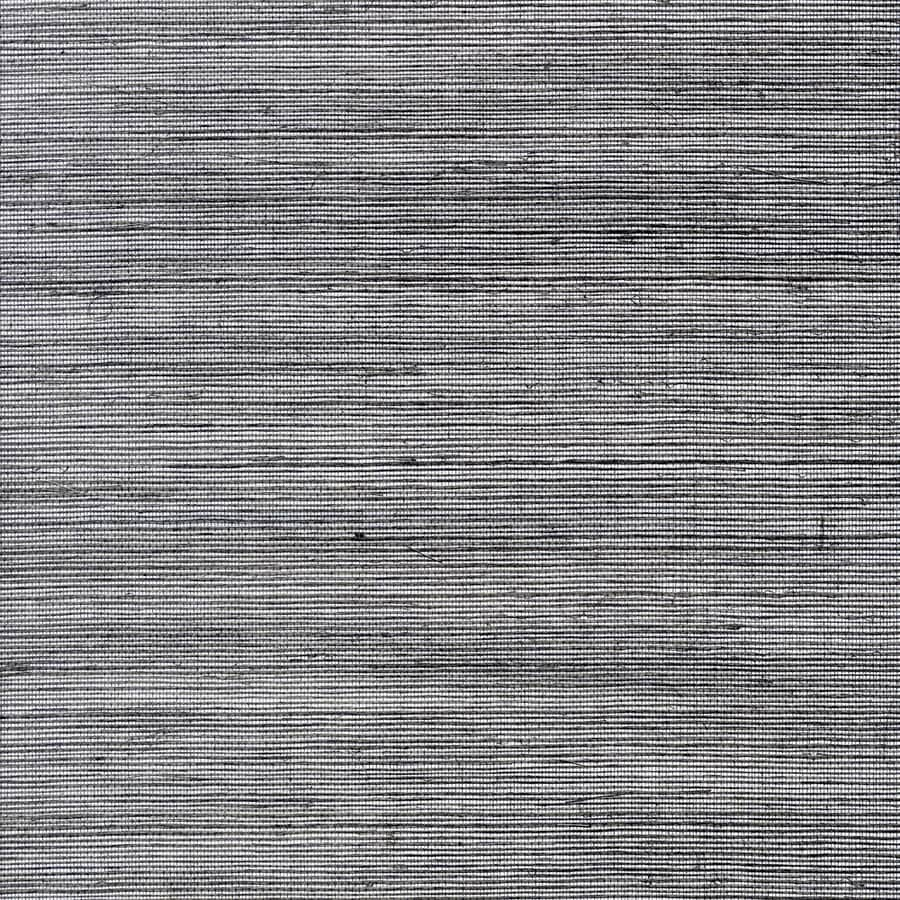 Silver Grasscloth Wallpaper: Allen + Roth Silver And Black Grasscloth Unpasted Textured