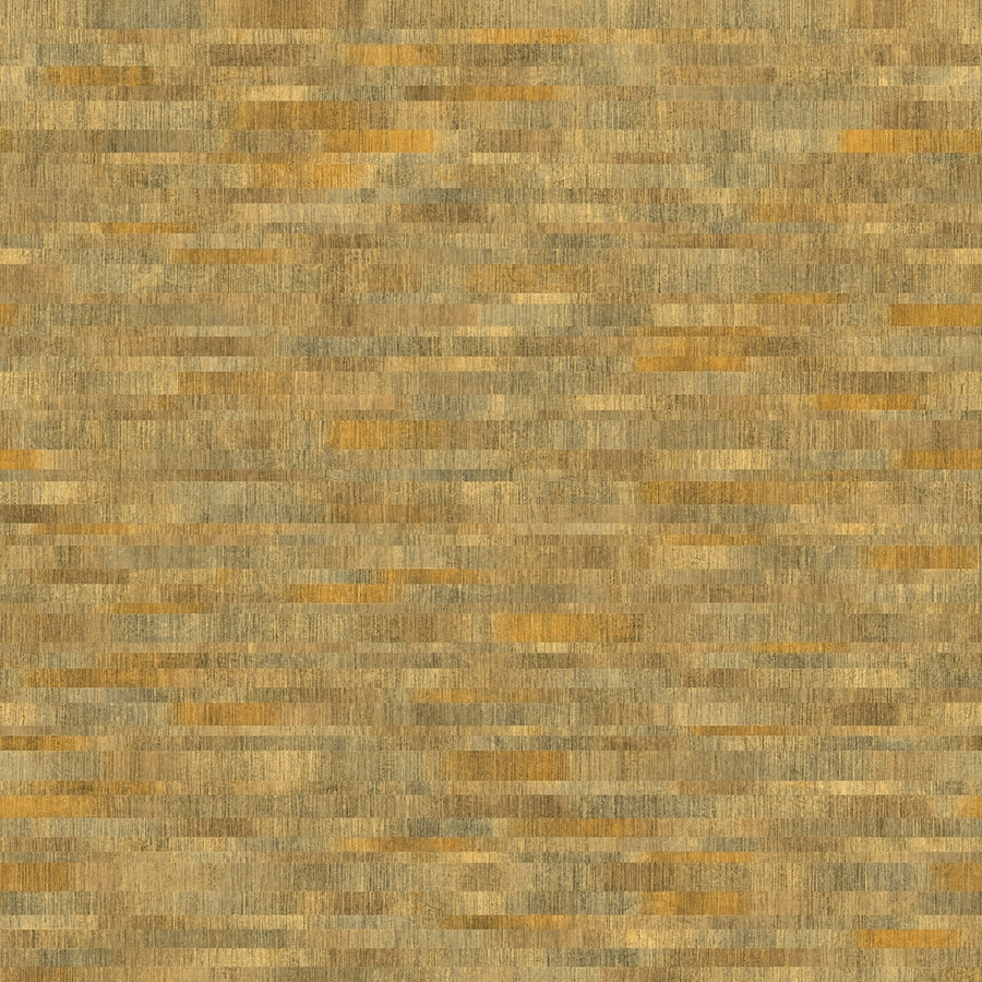 allen + roth Yellow Strippable Non-Woven Prepasted Classic Wallpaper