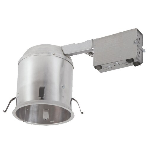 Cooper Lighting Remodel Airtight Ic 6 In Led Recessed Light Housing In The Recessed Light Housings Department At Lowes Com