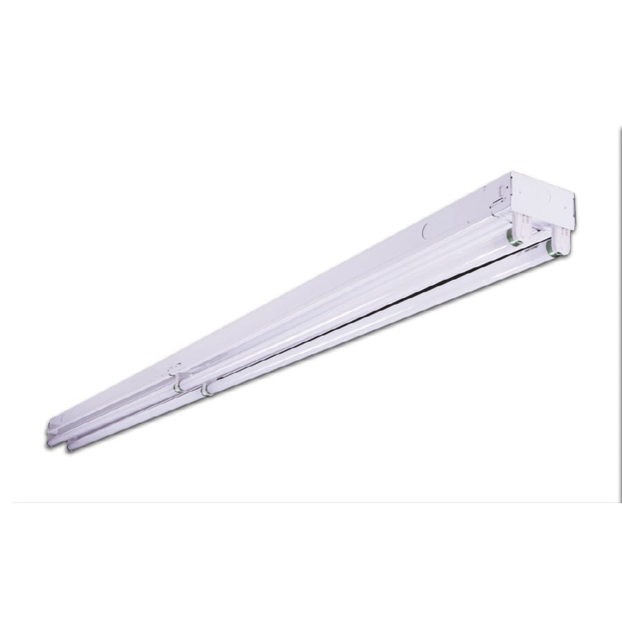 Led Or Fluorescent Shop Light: Shop Metalux SNF Series Strip Shop Light (Common: 8-ft