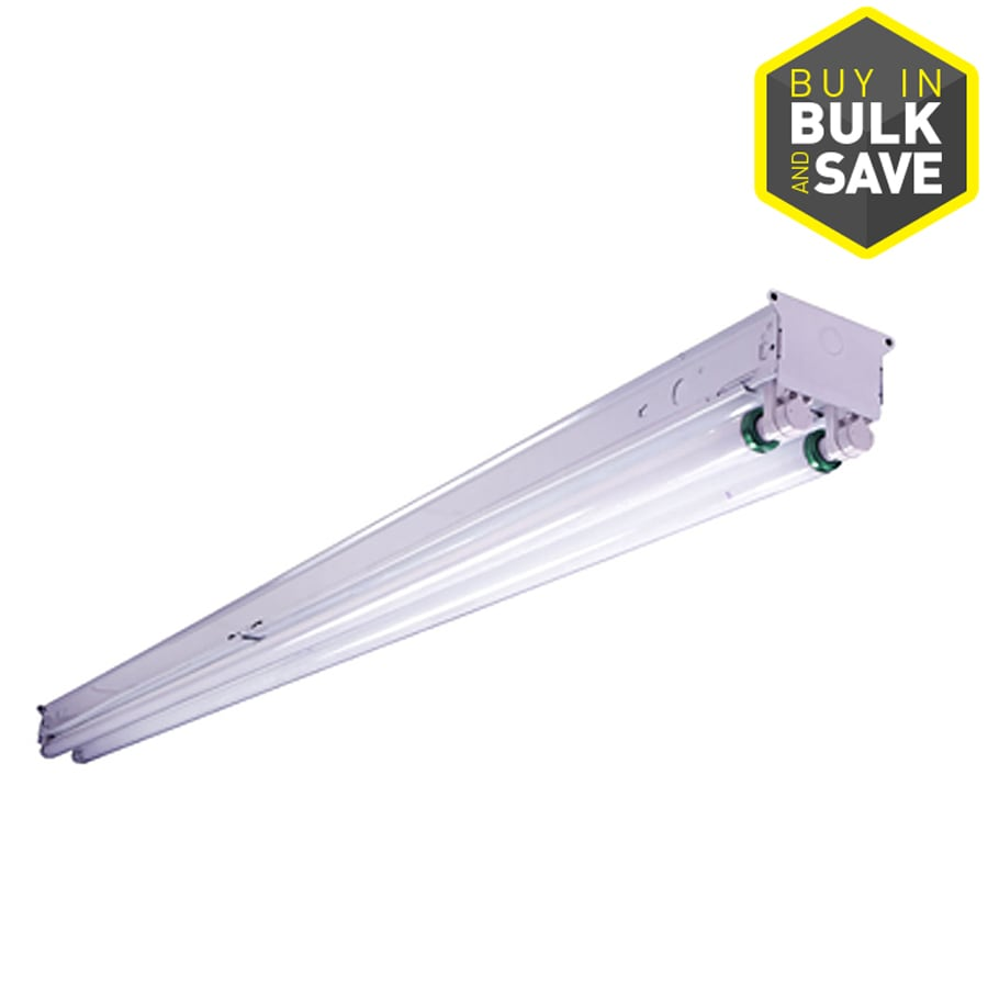 Shop Metalux SNF Series Strip Light (Actual: 96-in x 4.25-in x 3.75 ...