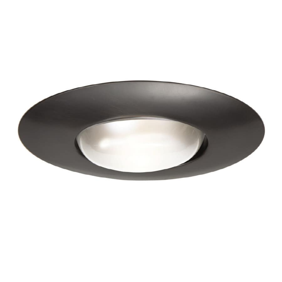 Shop Halo Tuscan Bronze Open Recessed Light Trim Fits