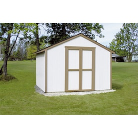 Norfab Building Components Grizzley 10 X 8 Gable Shed Lowes Inventory Checker Brickseek