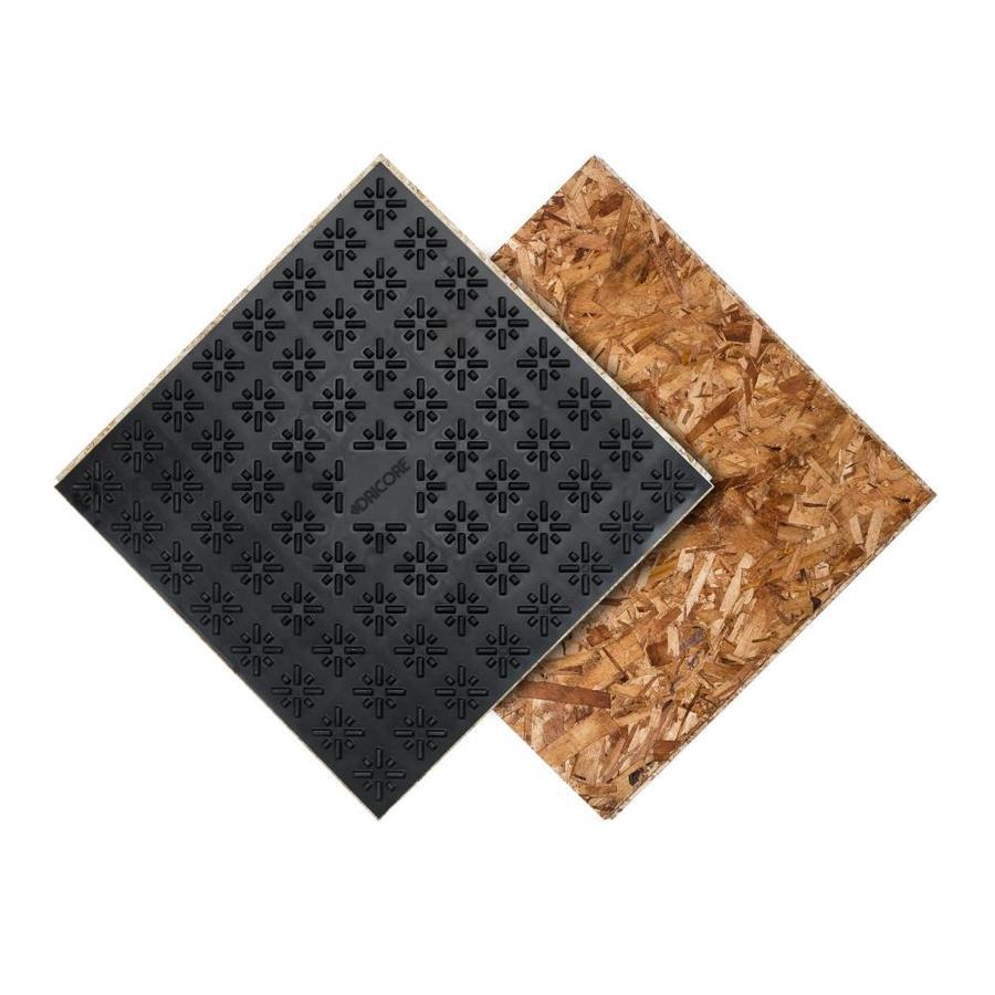 Dricore Standard 0 875 In Flooring Underlayment