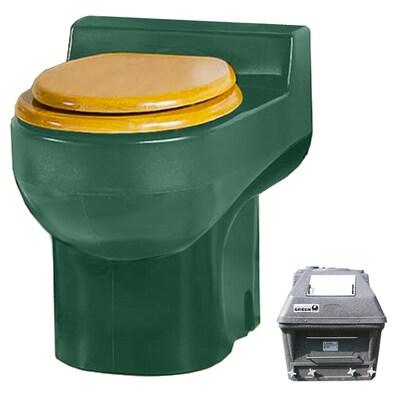 Awesome Santerra Green Dark Green Round Standard Height Composting Creativecarmelina Interior Chair Design Creativecarmelinacom