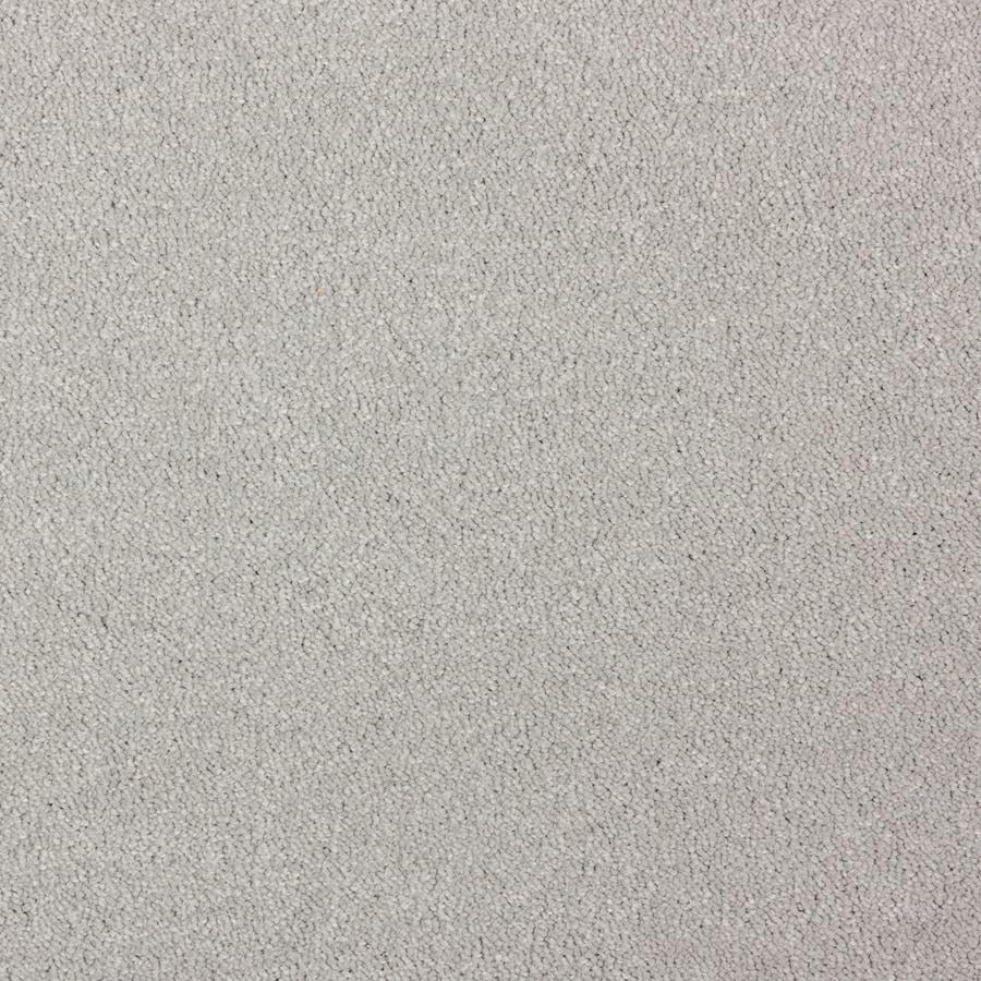 STAINMASTER Petprotect Wembley Old Pewter Plush Interior Carpet