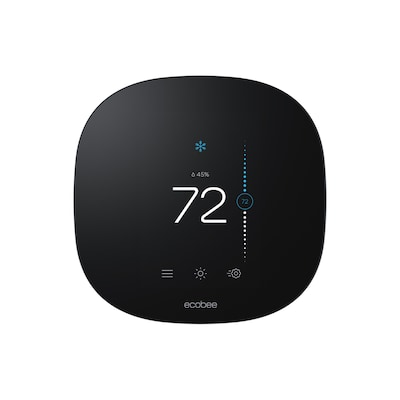 Ecobee Thermostat with Wi-Fi Compatibility at Lowes com