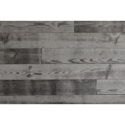 Barnwood Wall Plank Kits At Lowes