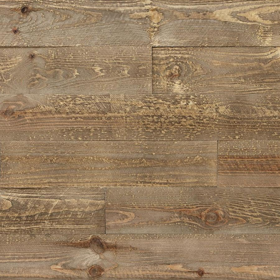 Timberwall Rework 8 4 Sq Ft Flame Wood Wall Plank Kit At