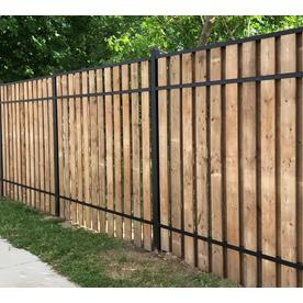 Galvanized Steel Chain-Link Fence Top Rail at Lowes com