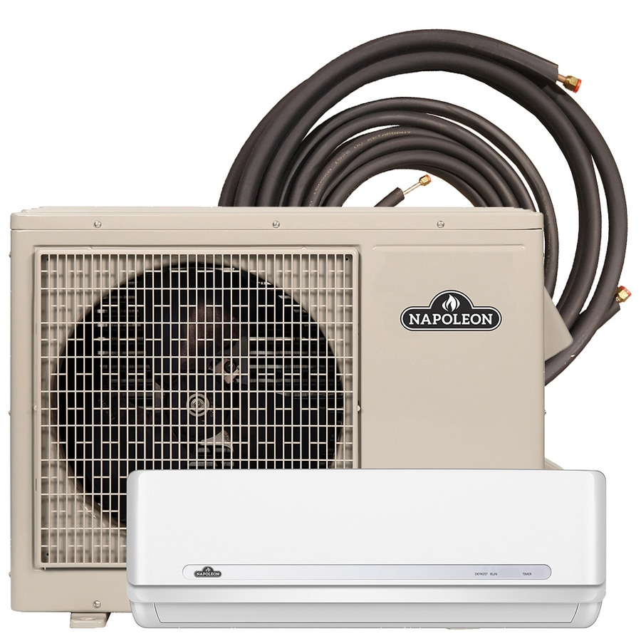 NAPOLEON NLIS Commercial/Residential 0.75-Ton 16-SEER Heat Pump