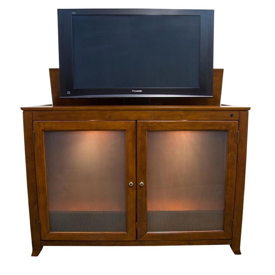 Bon Touchstone Brookside Medium Cherry TV Cabinet With Integrated TV Mount