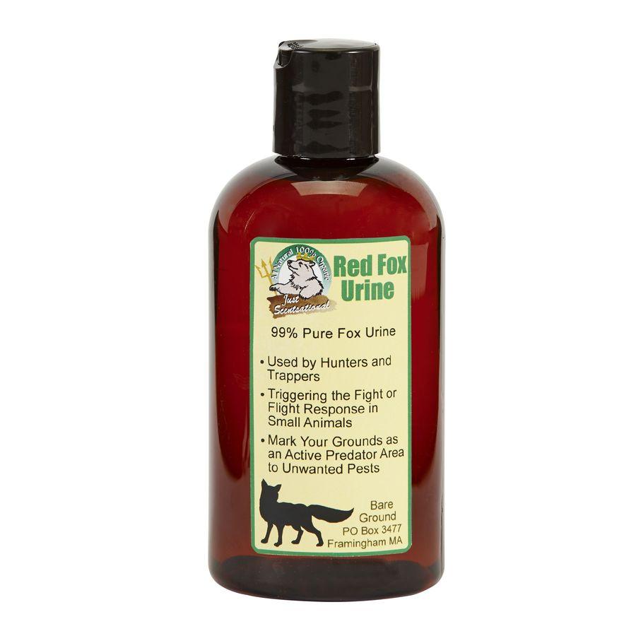 Just Scentsational 8oz bottle of fox urine