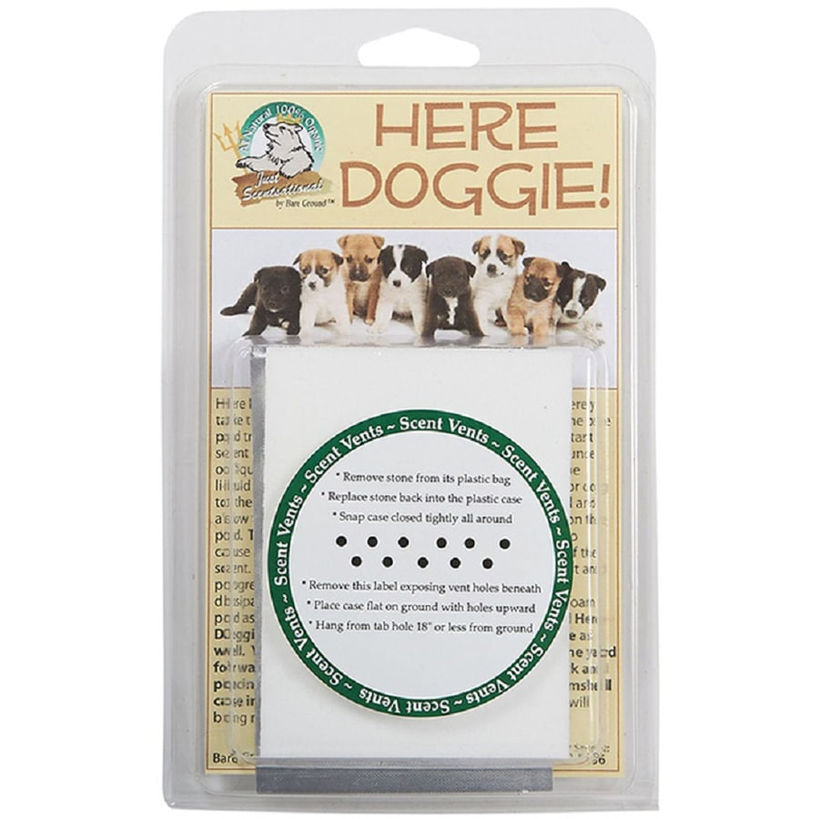 Just Scentsational Here Doggie Organic Housebreaking Stone