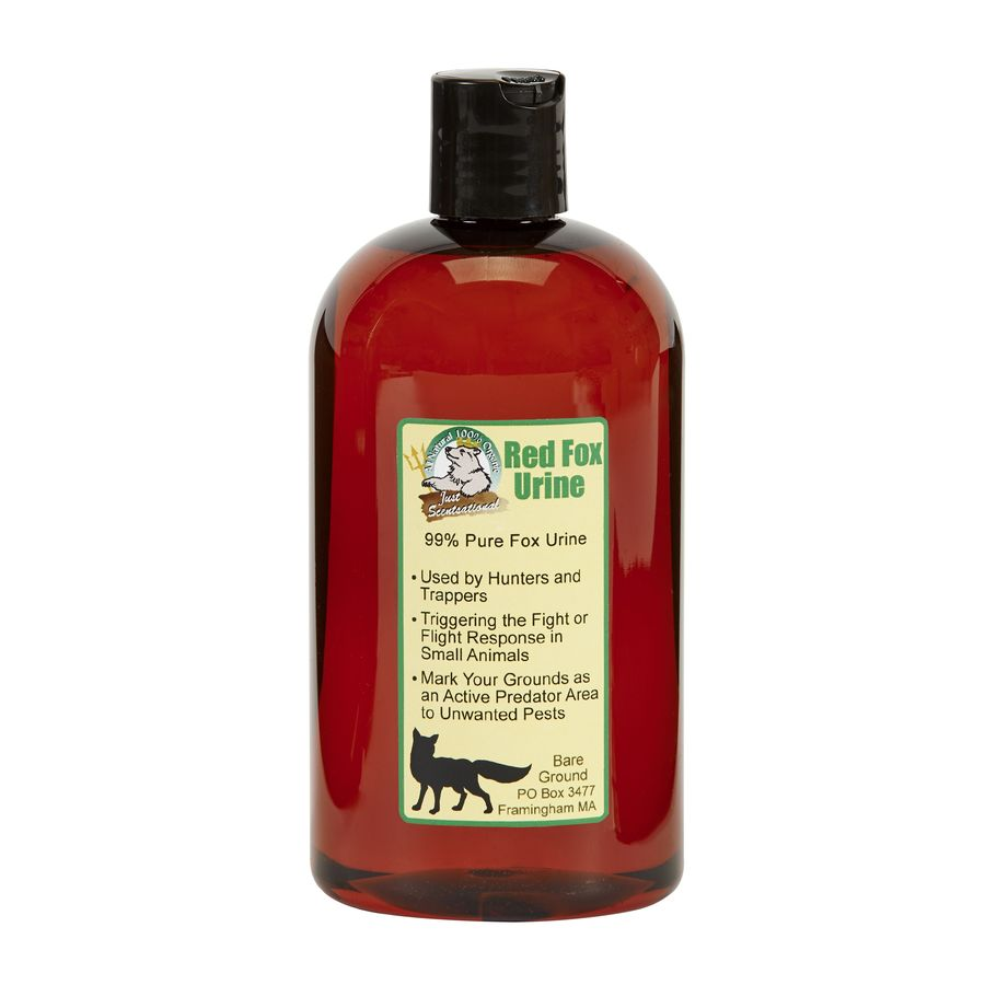 Just Scentsational 16oz bottle of fox urine