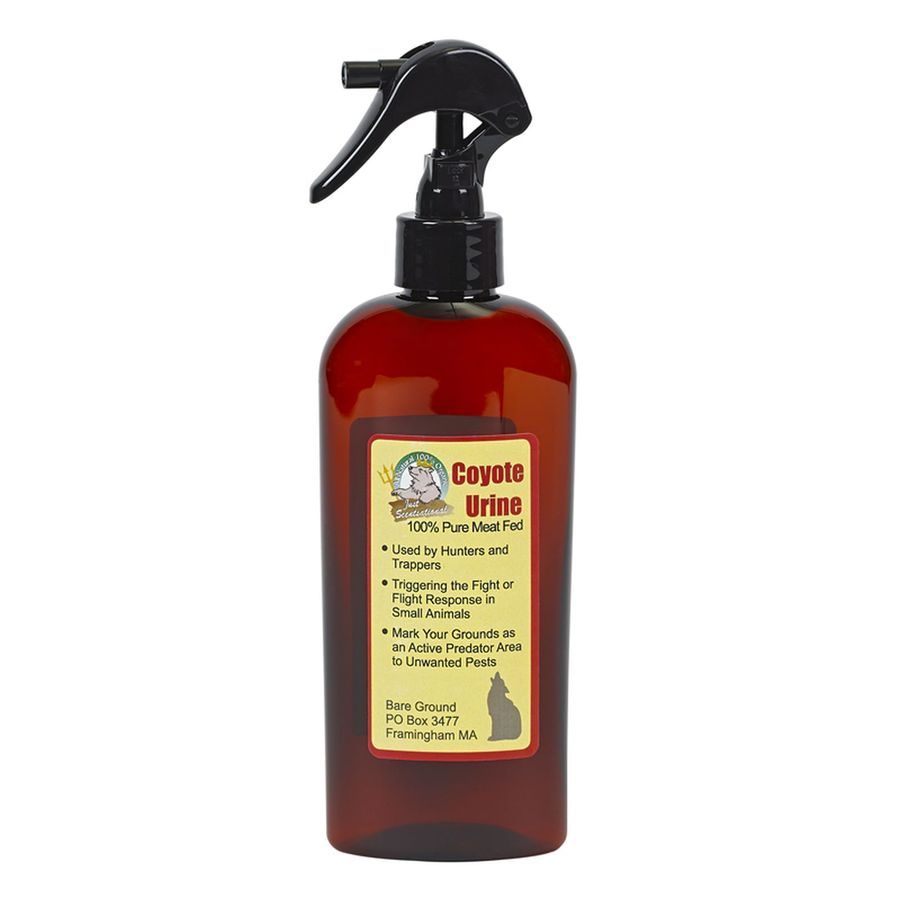 Just Scentsational Coyote Urine 8-fl oz Organic Animal Repellent