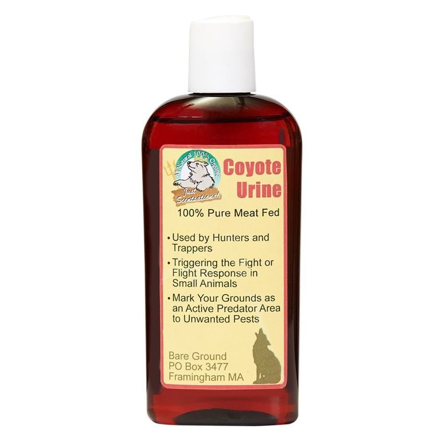 Just Scentsational Coyote Urine 4-fl oz Organic Animal Repellent