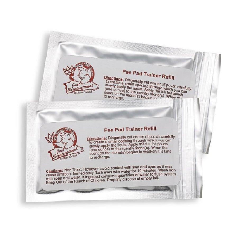 Just Scentsational Here Doggie 2-fl oz Organic Pee Pad Trainer Refill
